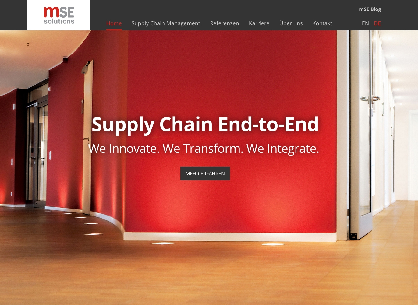 Website mSE Solutions