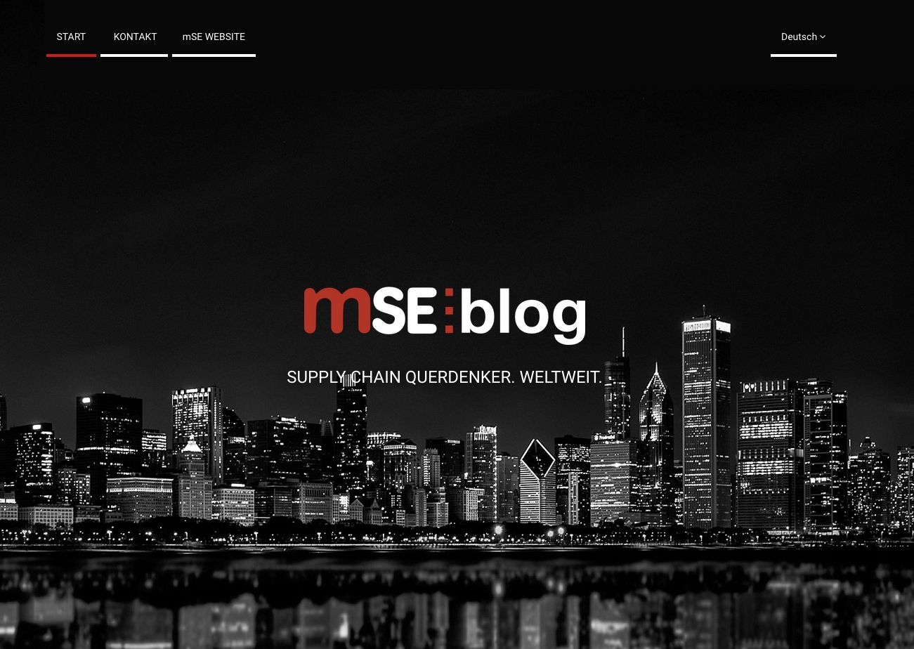 Blog mSE Solutions